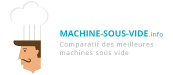 Machine sous vide : Comparatif - machine-sous-vide.info