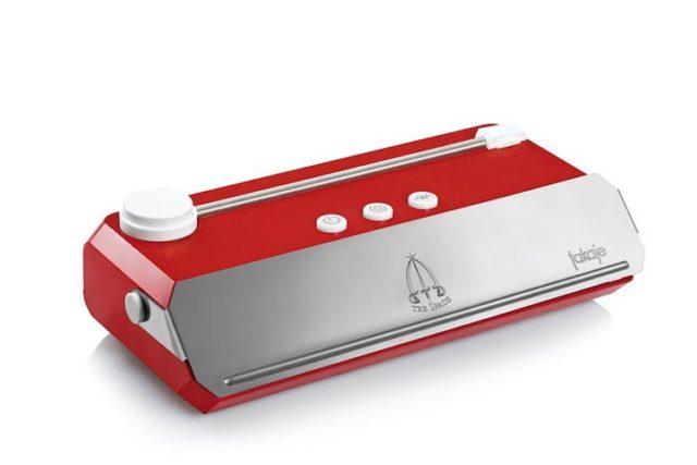 La machine sous vide Takaje rouge, un petit outil de pro